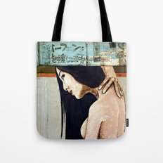 Cradle to the tomb Tote Bag