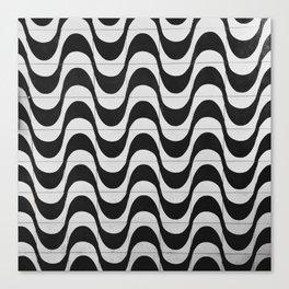 Rio Tile Pattern Canvas Print