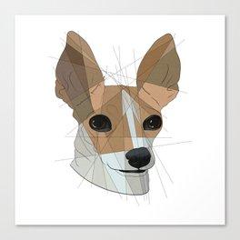 Chihuahua Pup Canvas Print
