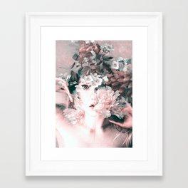 blooming 2 Framed Art Print