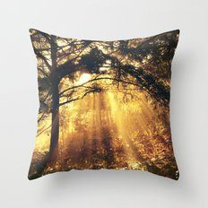 Maybe a dream Throw Pillow