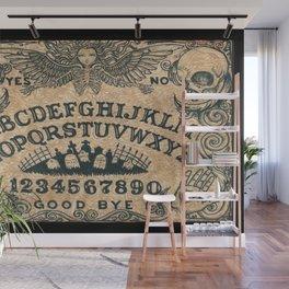 Ouija Board Wall Mural