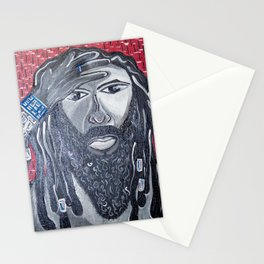 Warrior In Thought Stationery Cards