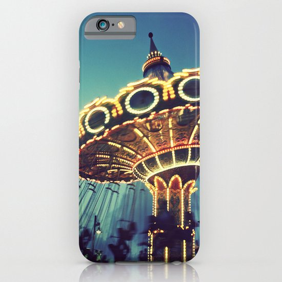 Blue Hour at the Carnival iPhone & iPod Case