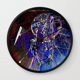 Moden Basketball art 9 Wall Clock