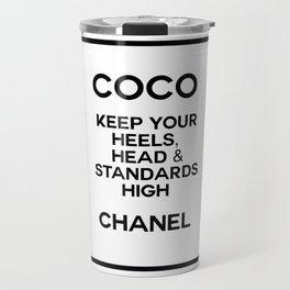 coco quote no. 1 Travel Mug