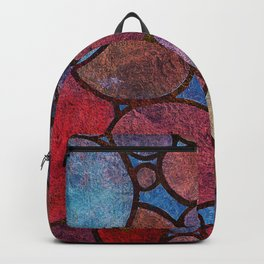 Colorful Abstract Stones 2 Backpack