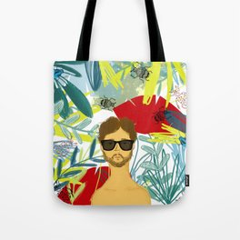Let's be adventurers Tote Bag