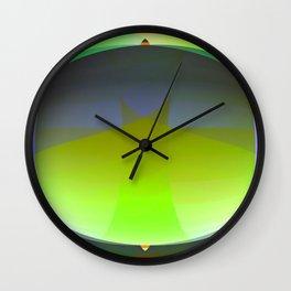 BoxBowl Wall Clock