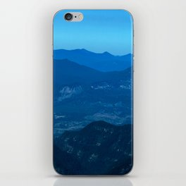vast iPhone Skin