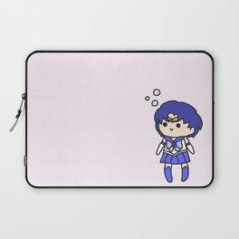 Sailor Mercury Chibi Laptop Sleeve