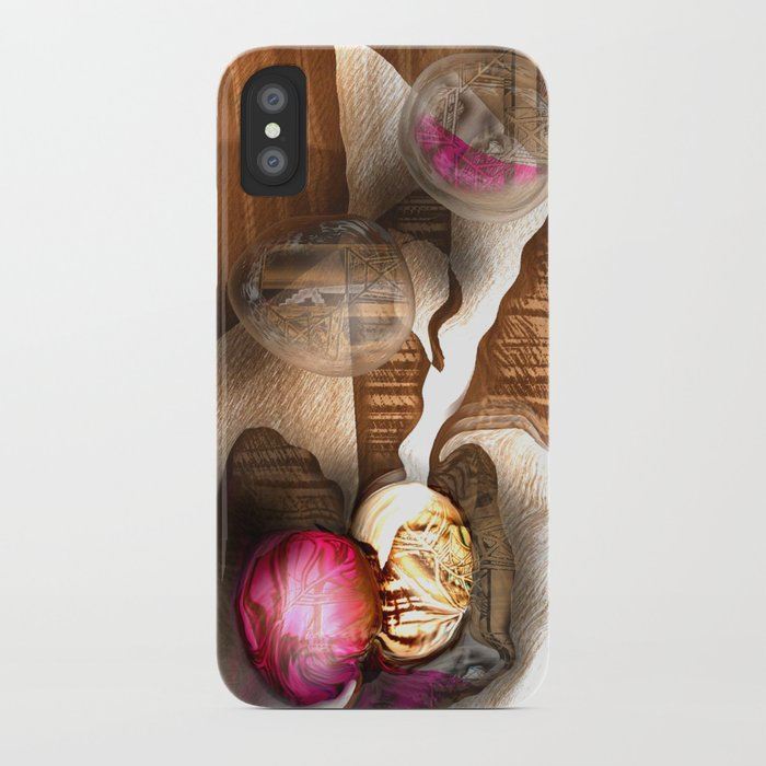 Discoursed Dialogue iPhone Case