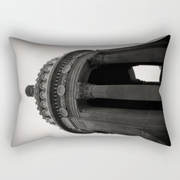 London House Hotel Chicago Architecture Rectangular Pillow