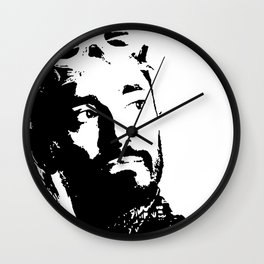 Bodhi Rook - Defector! Wall Clock