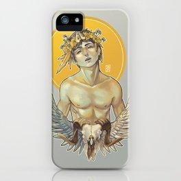 Eren Jaeger iPhone Case