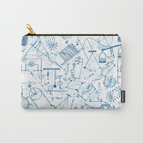 School chemical #4 Carry-All Pouch