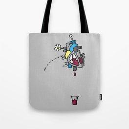 CuorVino - WinHeart Tote Bag