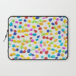 Rainbow rocks Laptop Sleeve