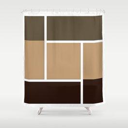 Twine Pathway Shower Curtain