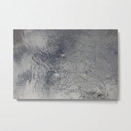 Water Texture #1 Metal Print