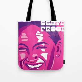 Quentin Tarantino's Plot Movers :: Death Proof Tote Bag