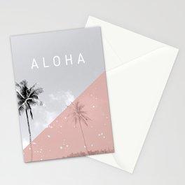 Island vibes - Aloha Stationery Cards
