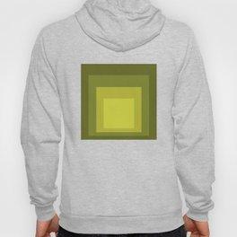 Block Colors - Yellow Green Hoody