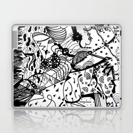 Look around you - Tuttoquelloche Laptop & iPad Skin