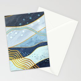 Waves 05 Stationery Cards