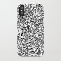 moriarty iPhone & iPod Cases featuring MEMENTO MORIARTY by Allison Kolarik