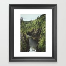 Capilano  Framed Art Print