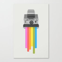 Taste the Rainbow Canvas Print