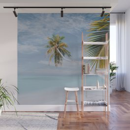 a palm tree vii Wall Mural