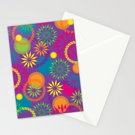 Spikeyflower Purple Stationery Cards