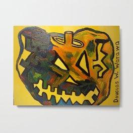 Scary Punkin 2014 Metal Print
