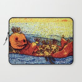 Terrarium Otter Laptop Sleeve