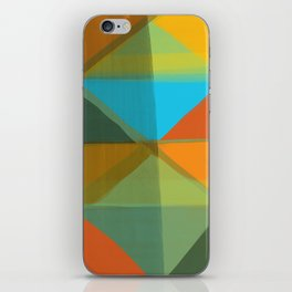 Harlequin 1 iPhone Skin