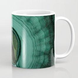 Malachite detailed pattern Coffee Mug