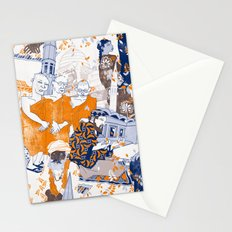THE SACRED CITY Stationery Cards
