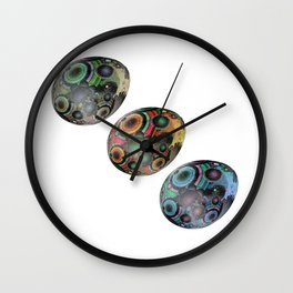 EASTER 3 Wall Clock
