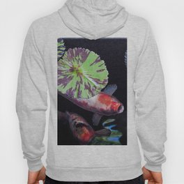 Under The Lily Pad Hoody