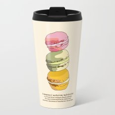 Sweet Macarons Travel Mug