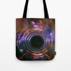 Wall of Space Tote Bag