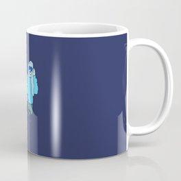 Blue Girls Coffee Mug