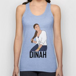 Dinah Jane Unisex Tank Top