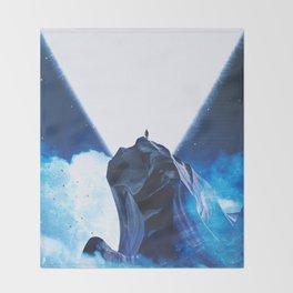 Licht Throw Blanket