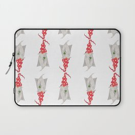 Multiple Gnomes Laptop Sleeve