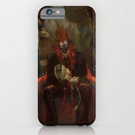 Dorohedoro iPhone Case