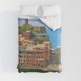 CINQUE TERRE ITALY Comforters