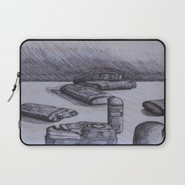 Portable Nebulizer Repeat Laptop Sleeve